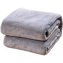 Oyfel Manta Invierno Polar Super Soft Impermeable Termica para Navidad Sofa Silla Oficina Cama 70 *