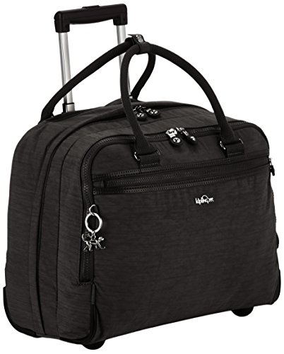 Kipling New Ceroc, Working Bag, 42 cm, 23 liters, Black (Dazz Black)