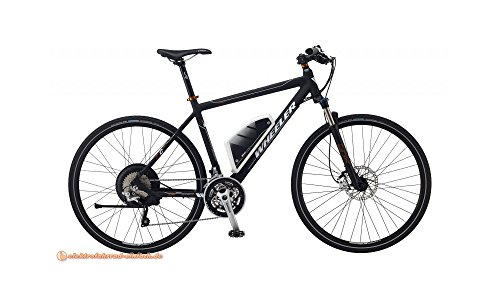 "WHEELER E-Cross Man E Bike E-Bike Pedelec Elektrofahrrad 28"" BIONX P-SERIES Motor mit 48cm Rahmen 48V, 8.8AH, 423WH Modell 2014"