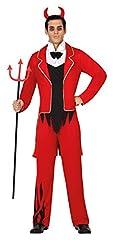 Idea Regalo - Generique - Costume Diavolo Uomo M / L
