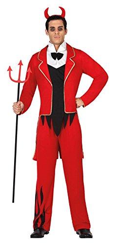 ATOSA 26175 Kostüm Zubehör, Herren, mehrfarbig, ()