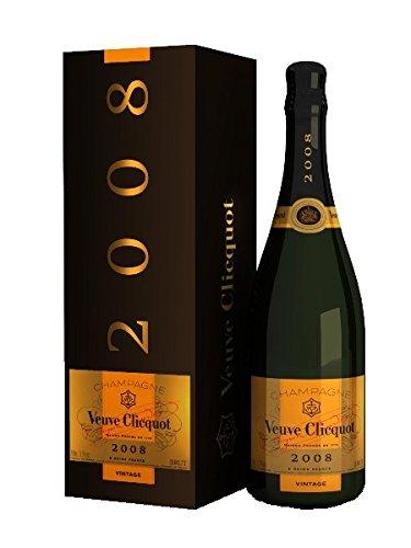 Veuve Clicquot Brut Jahrgang Champagne 2008/2004 75cl