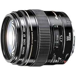 Canon EF Objectif 100 mm f/2.0 USM