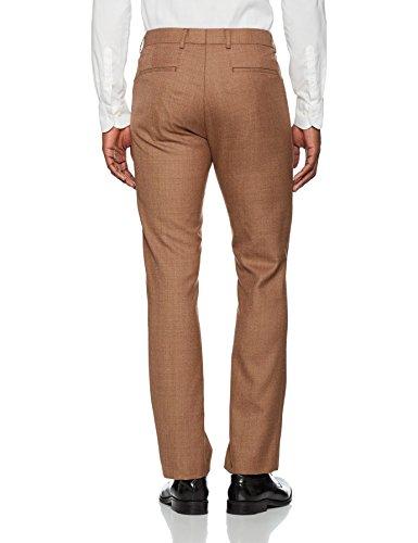 Maddox Street M38mt07, Pantalon de Costume Homme Brown (Cappuccino)