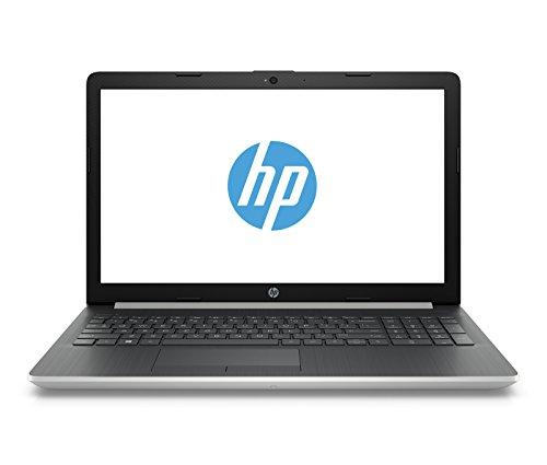 HP 15-da0038na 15.6-Inch Laptop - (Silver) (Intel i5-8250U, 8 GB RAM, 1 TB HDD, Intel UHD Graphics 620, Windows 10 Home) Best Price and Cheapest