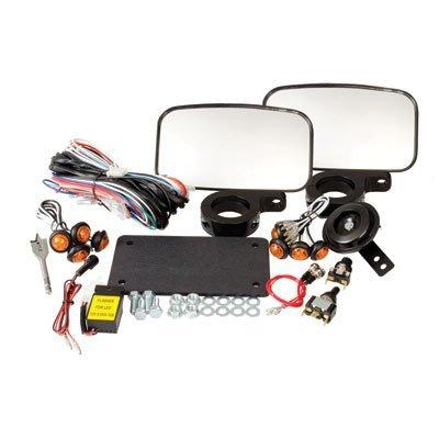 Tusk Utv Horn & Signal Kit - With Mirrors -Fits: