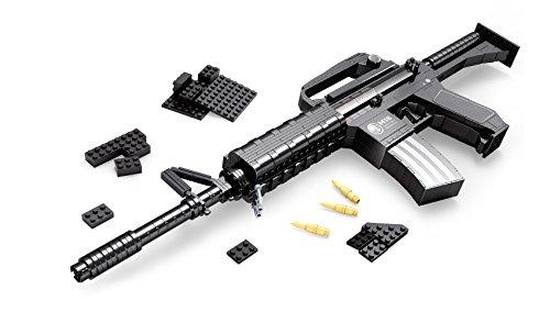 Modbrix-122607-Bausteine-M16-Sturmgewehr-524-Teile