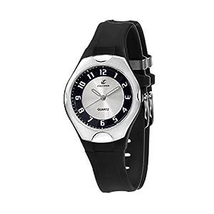 Calypso 5162/3 – Reloj de Caballero de Cuarzo, Correa de Goma Color
