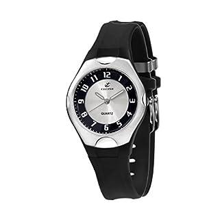 Calypso 5162/3 – Reloj de Caballero de Cuarzo, Correa de Goma Color Negro