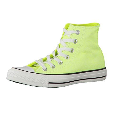 Converse  Ct Fash Wash Ox,  Sneaker unisex adulto Giallo neon