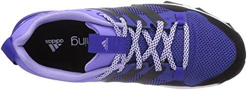 adidas - Kanadia 7 Trail, Scarpe da trail running da donna Nero (nero)