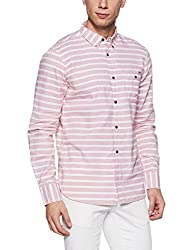 French Connection Mens Slim Fit Casual Shirt (52ISV/1_Sgs-68_M)