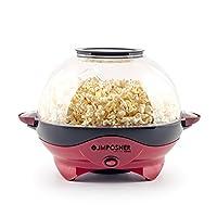 Halogen Popcorn Maker - Home Popcorn Machine by JMP For The Home