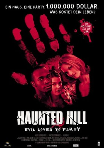 Haunted Hill (House Of Haunted Hill)