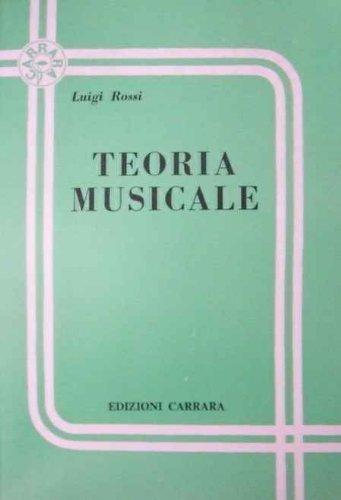 ROSSI - Teoria Musicale