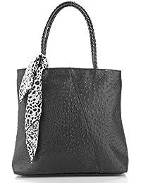 Leora Women's Handbag (Black) (HNMG1129BLK)