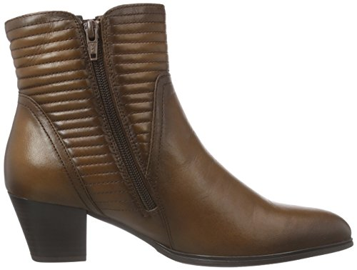 Gabor Fashion 31.682, Bottes Classiques Femme Braun (sattel (Effekt) 22)