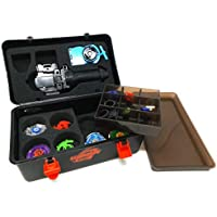 Brigamo Kampfkreisel Burst Koffer, Kann bis zu 8 Kreisel aufbewahren preisvergleich bei kleinkindspielzeugpreise.eu