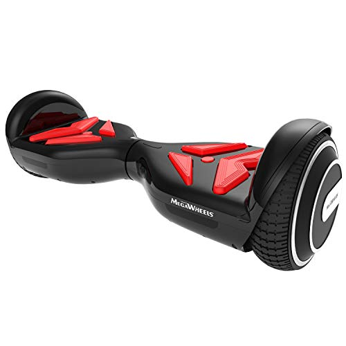 """Kategorie <b>Zweirad E-Board (Hoverboard) </b> - M MEGAWHEELS 6,5"""" Balance Scooter Elektroroller, mit 500W Motor, LED-Leuchten, UL-Zertifiziert"""