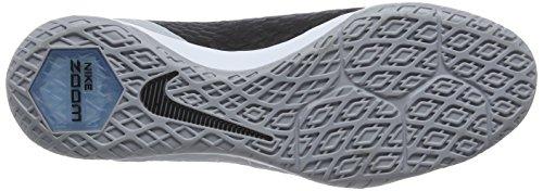 Nike Herren Hypervenomx Finale II IC Fußballschuhe Grau (Wolf Grey/Black-Chlorine Blue-Dk Grey-Pu)
