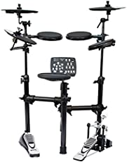 VAULT 4-Piece Electronic Drum Kit (Black, ED5)