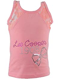 T-shirt manica corta Lee Cooper ragazza
