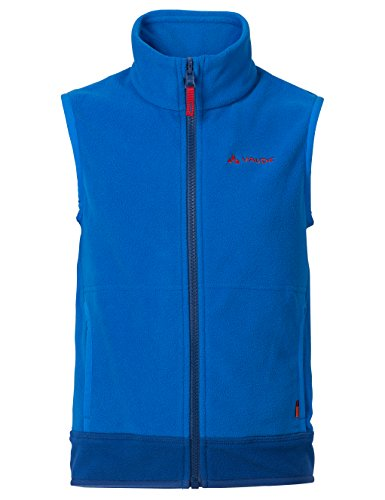 VAUDE Kinder Weste Eagle Eye Vest III, Blue, 134-140, 06504