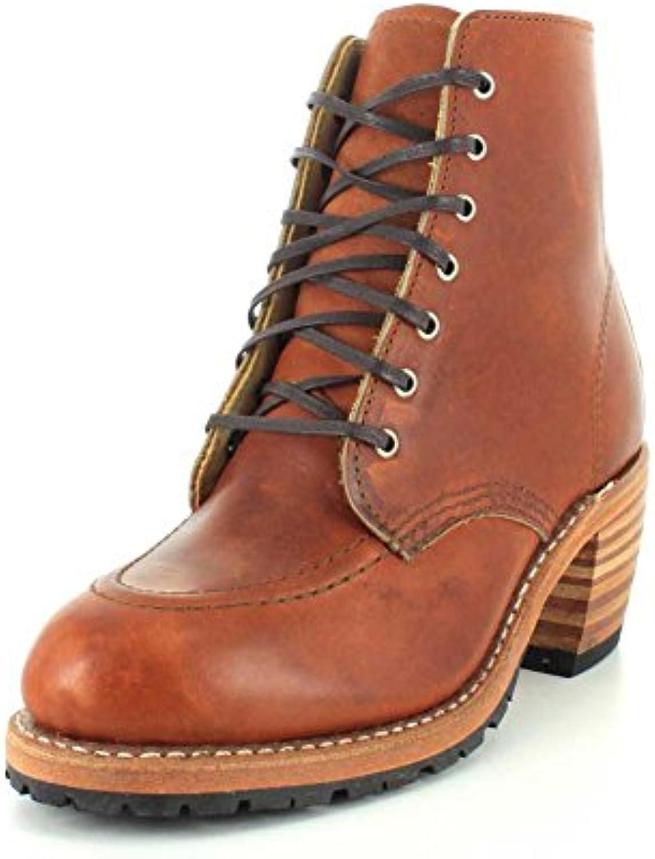 rosso Wing scarpe, scarpe, scarpe, Stivali Donna Marronee Marronee (oro Legacy)   Garanzia di qualità e quantità  9eb6c1