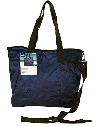 TCM Tchibo Sporttasche Tasche Freizeittasche Reisetasche Tasche blau