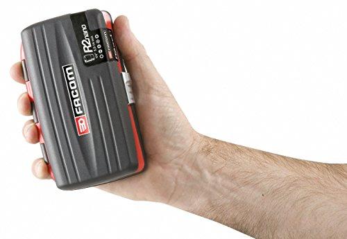 FACOM R2nano Socket Set 5.5mm – 14mm 1/4 In Drive (38-piece)