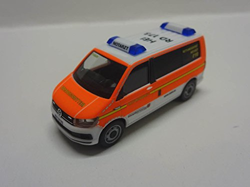 Herpa 927949 VW T6 NEF RKiSH Pinneberg Rettungswagen Sondermodell limitiert 1:87