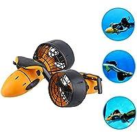 300W Deportes acuáticos Producto Submarino de Propulsión sumergible Dispositivo agua de la bicicleta vespa del mar Natación Buceo SKYJIE