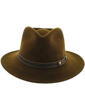 Votrechapeau Fedora-Sombrero de ala plegable y impermeable Pétrus