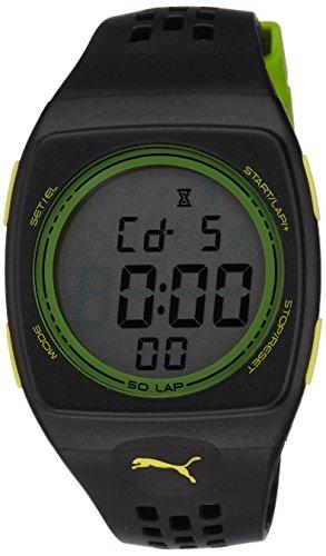 (CERTIFIED REFURBISHED) Puma  Digital Grey Dial Unisex Watch – PU910991003