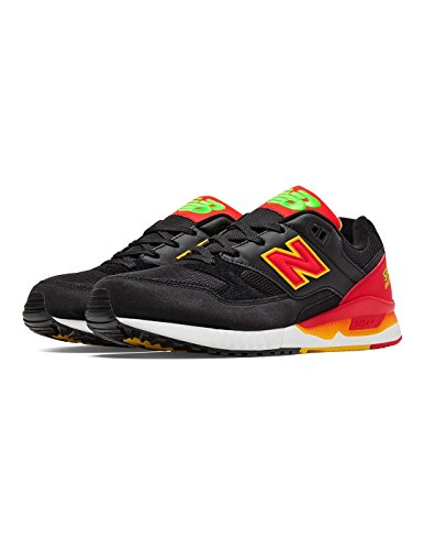 New Balance KL530 Synthétique Baskets Noir