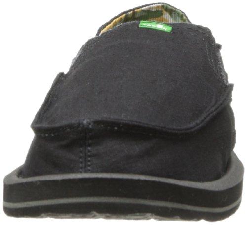 Sanuk Pick Pocket 128057, Espadrilles homme - Noir