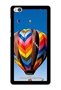FurnishFantasy Mobile Back Cover for Xiaomi Mi4i (Product ID - 0494)
