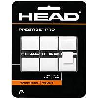 Head Prestige Pro Overwrap-Grip, Color Blanco, Unisex Adulto, EU
