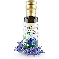 zertifiziertes Bio kaltgepresst Borretsch Samenöl 100ml biopurus preisvergleich bei billige-tabletten.eu
