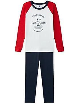 Petit Bateau Lounessn, Conjuntos de Pijama para Niños
