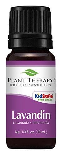 Lavandin Essential Oil. 10 ml (1/3 oz) 100% Pure, Undiluted, Therapeutic. -