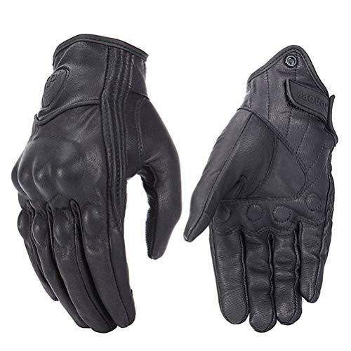 Guanti moto impermeabile antivento antiscivolo guanti moto traspirante Guanto Moto all'aperto per regalo di compleanno