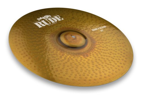 PAISTE CYMBAL RUDE RIDE/CRASH 20