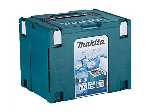 Makita 198253-4-Kombi-MAKPAC 18L, blau, silber