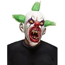 Maschera da clown Halloween adulto