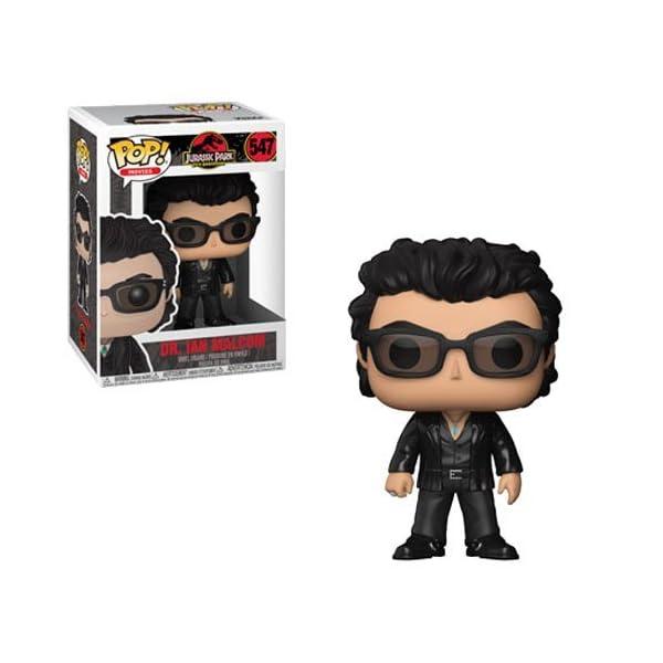 Funko Pop Dr. Ian Malcolm (Jurassic Park 547) Funko Pop