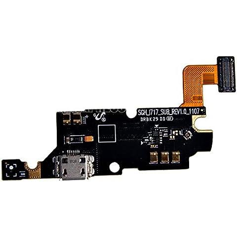 Cable FLEX Conector de Carga Para SAMSUNG GALAXY NOTE 1 N700 MICRO USB by Ellenne Store