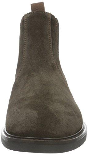Gant Spencer, Bottes Classiques homme Marron - Braun (Dark brown G46)
