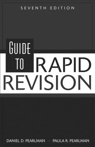 Guide to Rapid Revision