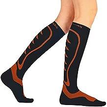 ActivSocks Calcetines compresores Deportivos (PAR) Unisex - Todos los Deportes - Calcetines de compresión